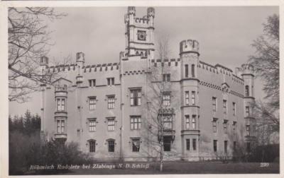 Böhmich Rudoletz - Český Rudolec
