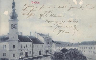 Marie Hlavová, Kapetová 41, Dačice