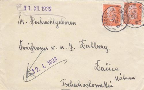 Dalberg Německo 1928-1935