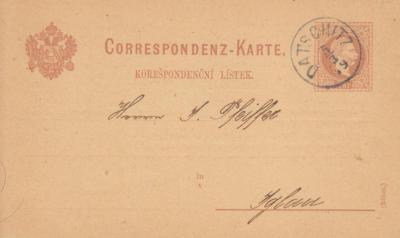 VI.emise 4.razítko 5.3.1879