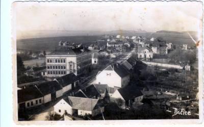 Měšťanská škola Dačice