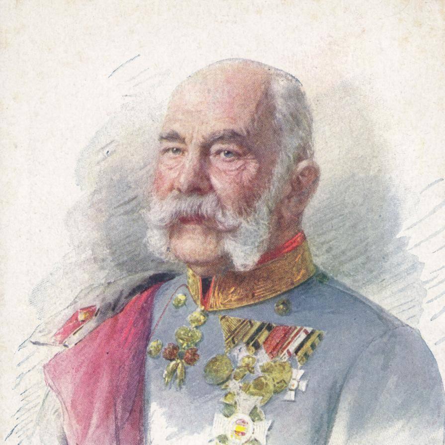 František Josef I. 18. srpna 1830 - 21.listopadu 1916
