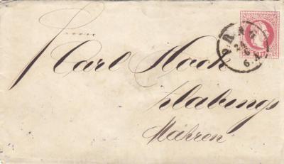 Z - Hock - Färberei 1850-1874