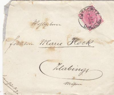 7.12.1896 Datschitz Zlabings