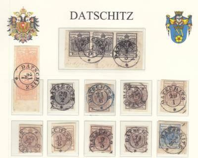 DATSCHITZ 1850