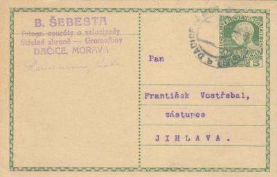 13.12,1915 Dačice