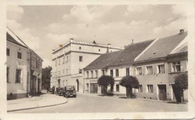 Dačice - starý zámek