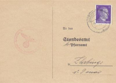 Dobersberg 19.1.1943