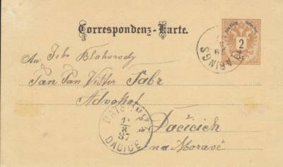 18.8.1887 Datschitz Zlabings