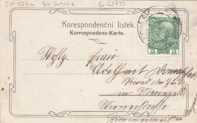 Nová Říše - kolem 1910