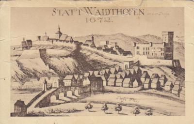 Waidhofen ad Thaya