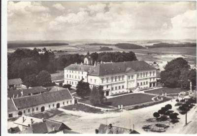 Dačice 1975 - Nový zámek